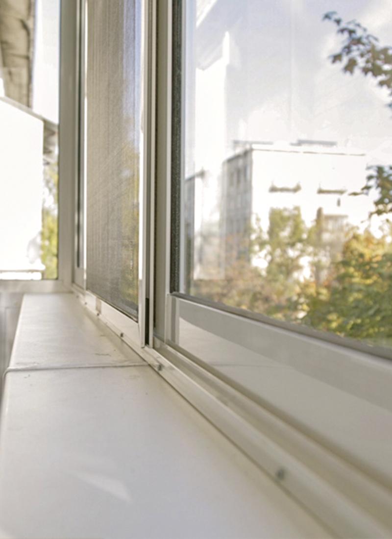 Blackout-раздвижные балконные москитные сетки.
